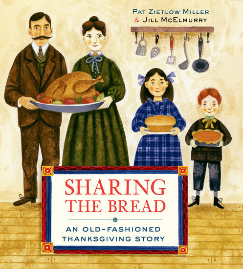 Sharing the Bread book