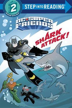 Shark Attack! book