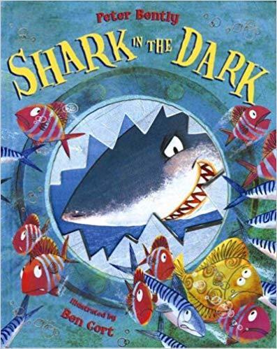 Shark in the Dark book