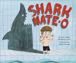 Shark Nate-O book