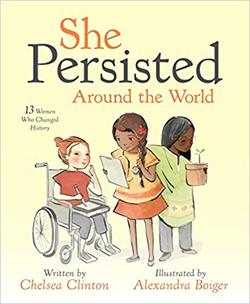 She Persisted Around the World book