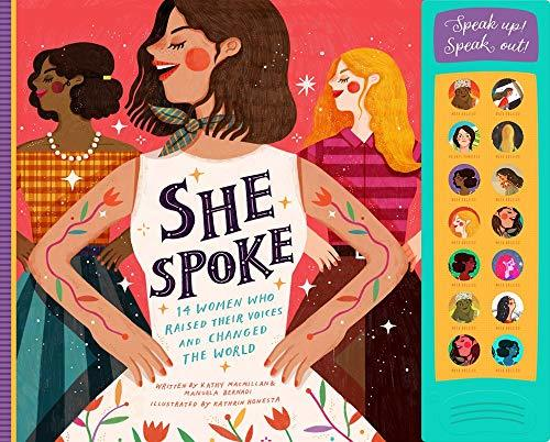 She Spoke book