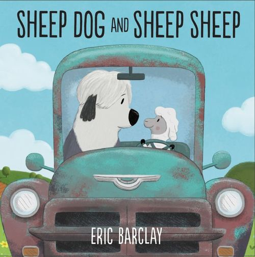 Sheep Dog and Sheep Sheep book
