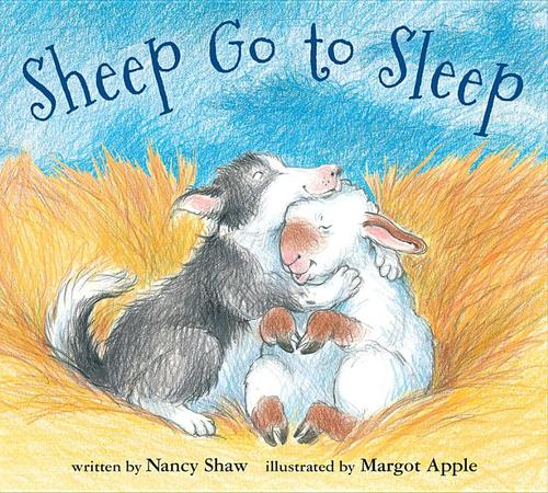 Sheep Go to Sleep book
