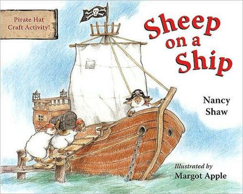 Sheep on a Ship book