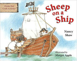 Sheep on a Ship book