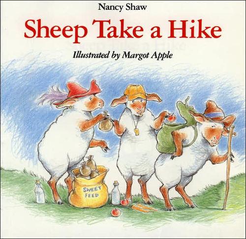 Sheep Take a Hike book