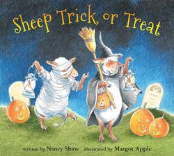 Sheep Trick or Treat book