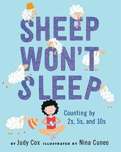 Sheep Won't Sleep book