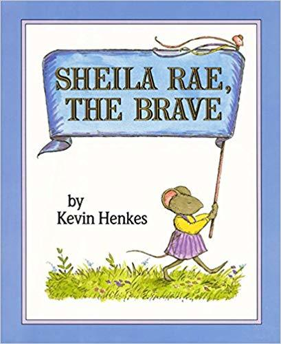 Sheila Rae, the Brave book