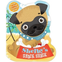 Shelby's Snack Shack book