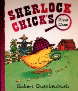 Sherlock Chick's First Case book