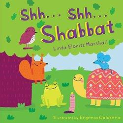 Shh . . . Shh . . . Shabbat book