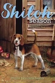 Shiloh Season book