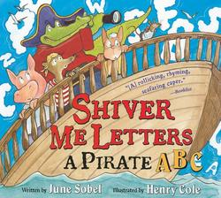Shiver Me Letters: A Pirate ABC book
