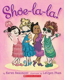 Shoe-la-la! book