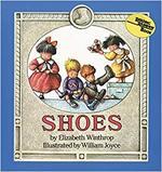 Shoes Board Book book