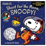 Shoot for the Moon, Snoopy! book
