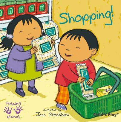 Shopping! book