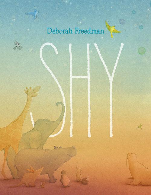 Shy book