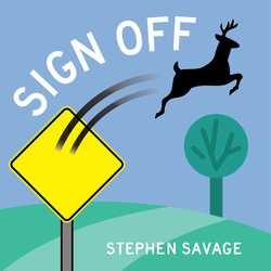 Sign Off book