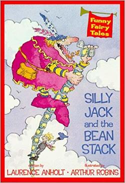 Silly Jack and the Bean Stack book