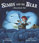 Simon and the Bear: A Hanukkah Tale book