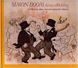 Simon Boom Gives a Wedding book