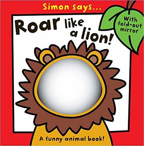 Simon Says Roar Like a Lion book