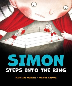 Simon Steps Into the Ring book