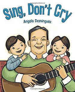 Sing, Don't Cry Book