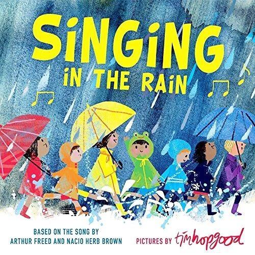 Singing in the Rain book