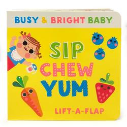 Sip, Chew, Yum book