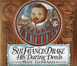 Sir Francis Drake: His Daring Deeds book