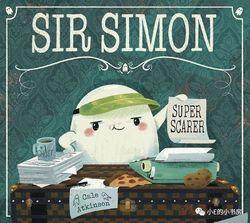 Sir Simon: Super Scarer book