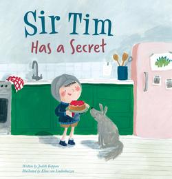 Sir Tim Has a Secret book