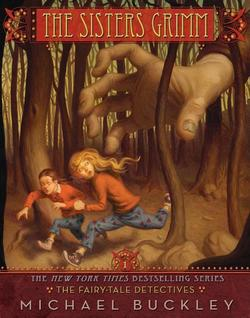 Sisters Grimm: The Fairy-Tale Detectives - #1 book