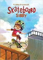 Skateboard Sibby book