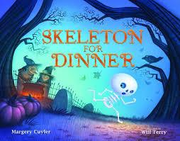 Skeleton for Dinner book
