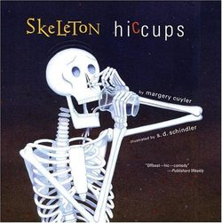Skeleton Hiccups book