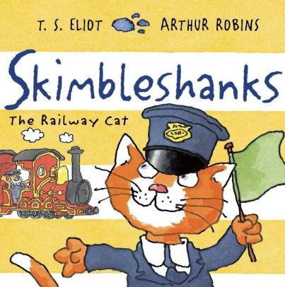 Skimbleshanks: The Railway Cat book