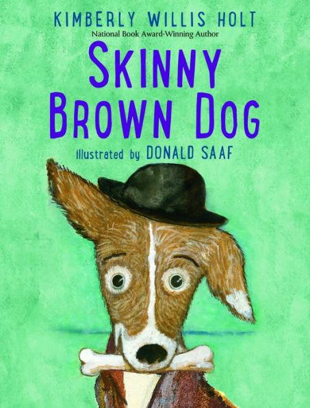 Skinny Brown Dog book