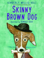 Skinny Brown Dog book