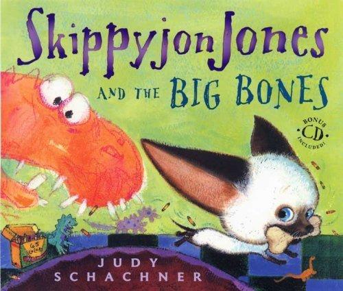 Skippyjon Jones and the Big Bones book