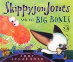 Skippyjon Jones and the Big Bones book