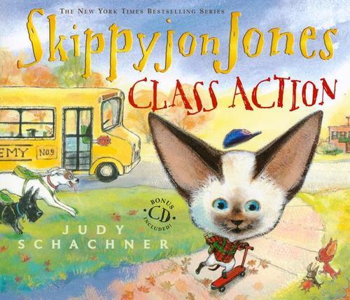 Skippyjon Jones, Class Action book