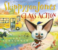 Skippyjon Jones, Class Action book