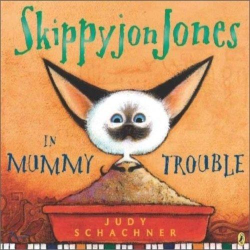 Skippyjon Jones in Mummy Trouble book