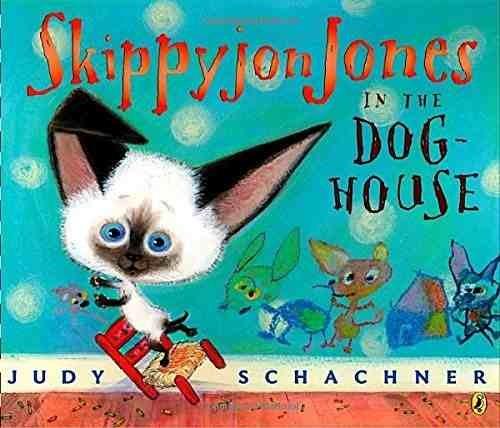 Skippyjon Jones in the Doghouse book