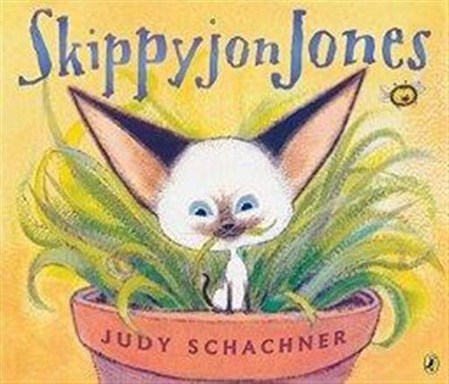 Skippyjon Jones book